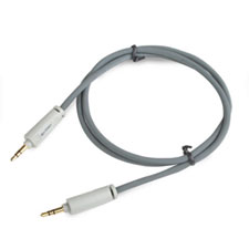 Binary™ Cables B3 Series 3.5mm Mini Stereo to 3.5mm Mini Stereo Cable - 1.6 Ft (.5 M)