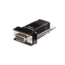 Wirepath™ DB9 Female to RJ45 Modular Adapter