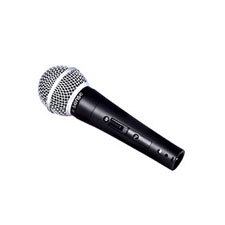 Sense™ Handheld Dynamic Microphone with On/Off Switch