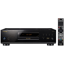 Pioneer® Elite Flagship Blu-Ray 3D™ Disc Player