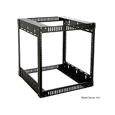 Strong™ In-Cabinet Rack - 18' Depth | 10U