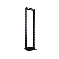 Strong™ 2-Post Relay Rack - 6' Depth | 45U