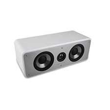 Episode® 500 Series LCR Speaker with Dual 4' Woofers (Each) - White