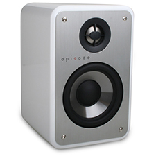 Episode® 500 Series SAT Speaker with 4' Woofer - White (Each)