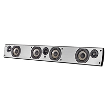 Episode® 500 Series 3-Channel Passive Soundbar for TVs from 46'-52' (Each)