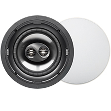 Episode® Signature 1500 Series In-Ceiling Dual Voice Coil Speaker (Each) - 8'