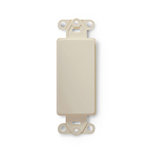 Wirepath™ Blank Decorative Strap - Almond