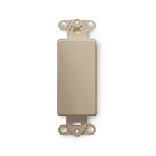 Wirepath™ Blank Decorative Strap - Ivory