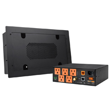 Strong VersaBox™ Pro with IP Compact WattBox - 8' x 14' Kit