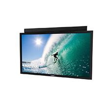 SunBriteTV® Pro Series Direct Sun Outdoor TV - 55' (Black)