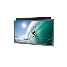SunBriteTV® Pro Series Direct Sun Outdoor TV - 55' (Silver)