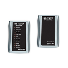 Binary™ HDMI Digital Cable Continuity Tester with LED Readout
