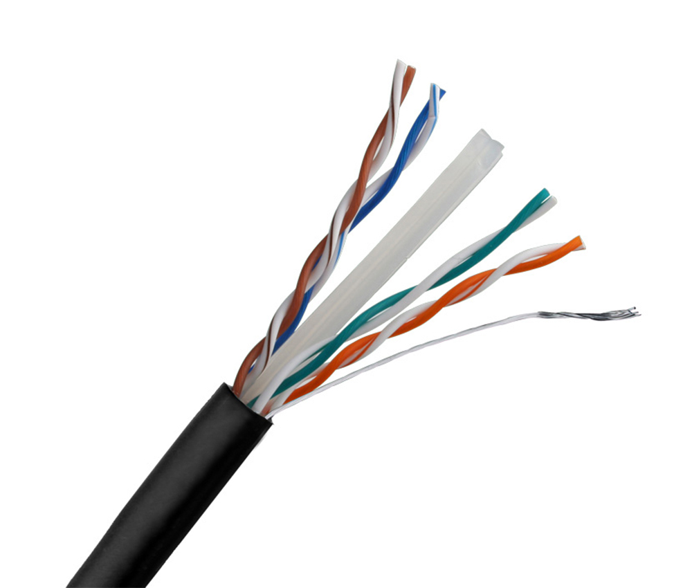 Wirepath™ Cat 6 550MHz Unshielded Wire - 1000 ft. Nest in Box
