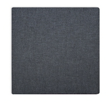 Episode® Acoustic Panel 24' x 24' x 2' - Gray