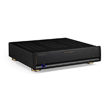 Parasound Halo Series A 23+ Stereo Power Amplifier | 240W x 2 Channels | Black