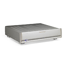 Parasound Halo Series A 23+ Stereo Power Amplifier | 240W x 2 Channels | Silver