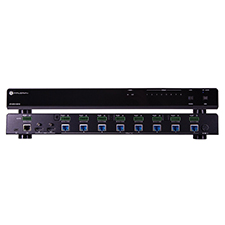 Atlona® 4K Ultra HD 8-Output HDMI to HDBaseT Distribution Amplifier | 230 ft