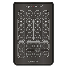 Episode® Remote Control for Digital Mini-Amplifier