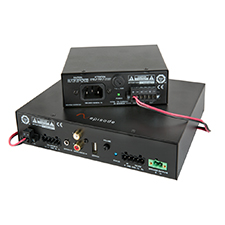 Episode® 70V Digital Amplifier | 60W x 1 Channel