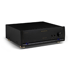 Parasound Halo Series JC 2 BP Preamplifier with Home Theater Bypass | Black