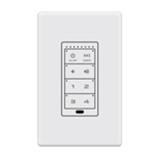Autonomic® In-Wall Keypad