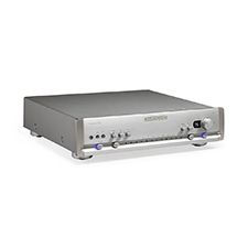 Parasound Halo Series P 6 Preamplifier with Home Theater Bypass and ESS DAC | 2.1 Channels | Silver