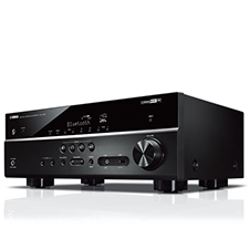 Yamaha AV Receiver | 5.1 Channels x 80W