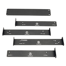 Parasound ZRK Z Custom Rack Mount Kit For Half-Width Products