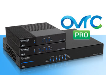 Araknis products with OvrC Pro