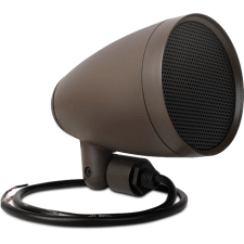 Episode® Landscape Series Satellite Speaker with 4' Woofer (Each) - Dark Brown