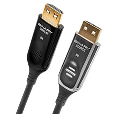 Binary™ B8 Series Active 4K Ultra HD with HDR High Speed Fiber Optic HDMI Cables - 20m (65.6 ft)