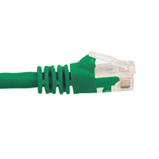 Wirepath™ Cat 6 Ethernet Patch Cable - 3 ft | Green