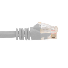 Wirepath™ Cat 6 Ethernet Patch Cable - 10 ft | Gray