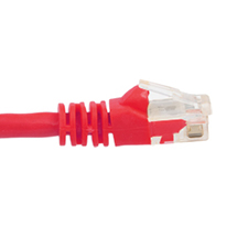 Wirepath™ Cat 6 Ethernet Patch Cable - 3 ft | Red