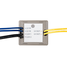 FX Luminaire® Luxor® Technology Low Voltage Cube Module