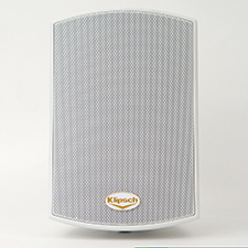 Klipsch All Weather Series AW-400 Surface Mount Speaker - 4' | White (Pair)