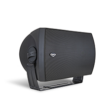 Klipsch Commercial All-Weather Series 70-Volt Surface Mount Speaker - 6.5' | Black (Each)