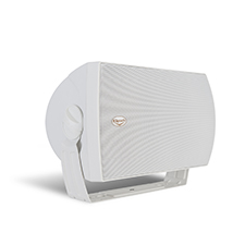 Klipsch Commercial All-Weather Series 70-Volt Surface Mount Speaker - 6.5' | White (Each)