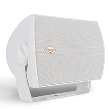 Klipsch Commercial All-Weather Series 70-Volt Surface Mount Speaker - 5.25' | White (Each)