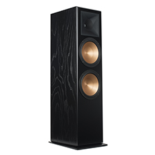 Klipsch Reference Series RF-7 III Floorstanding Speakers - Black Ash (Each)