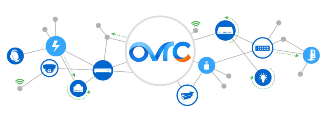 OvrC connected ecosystem