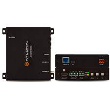 Atlona® Conferencing HDBaseT Scaler with HDMI and Analog Audio Outputs