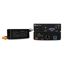 Atlona® Three-Input Switcher (HDMI and VGA)