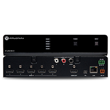 Atlona® Conferencing 4K Ultra HD HDMI Switcher - 5x1