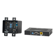 Binary™ 520 Series 1080p HDBaseT Conference Room Extender & Scaler