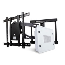 Strong™ Razor Dual-Arm Articulating Mount Kit - 37-70' Displays