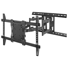 Strong® Carbon Series Large Dual Arm Articulating Mount | 40'-80' Televisions
