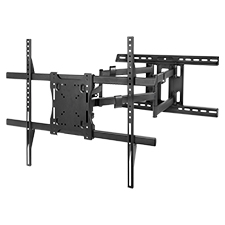 Strong® Carbon Series Large Dual Arm Articulating Mount | 49'-90' Televisions
