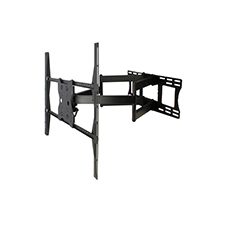 Strong™ Contractor Series Universal Articulating Dual Arm Mount - 47-90' Displays