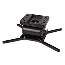Strong™ Universal Fine Adjust Projector Mount | 50 lbs. Weight Capacity - Black